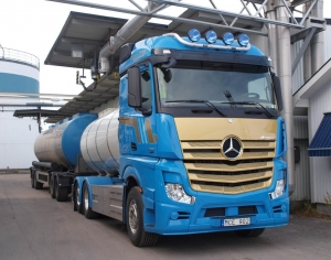 2012 Mercedes Actros copy